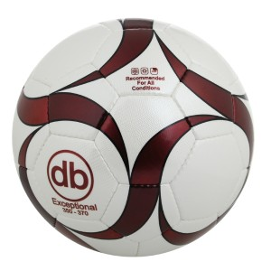 Voetbal db Exceptional Lava Red C/D