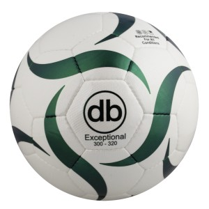 Voetbal db Exceptional Stellar Green E/F