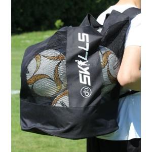 Ballentas Maat M voor 6 voetballen