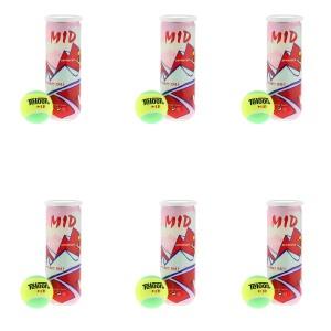 Jeugd Tennisballen mid ITF Approved 9 tubes