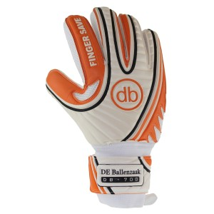 Keepershandschoenen db 700 fingersave supergrip buitenkant