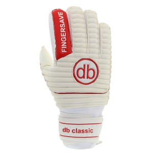 Keepershandschoenen db Classic fingersave buitenkant