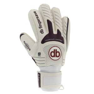 Keepershandschoenen db flexible grip fingersave buitenkant