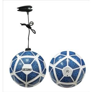 Minibal met elastiek Kick and play