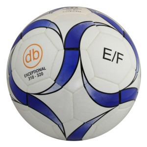 Voetbal db Exceptional E/F donker blauw