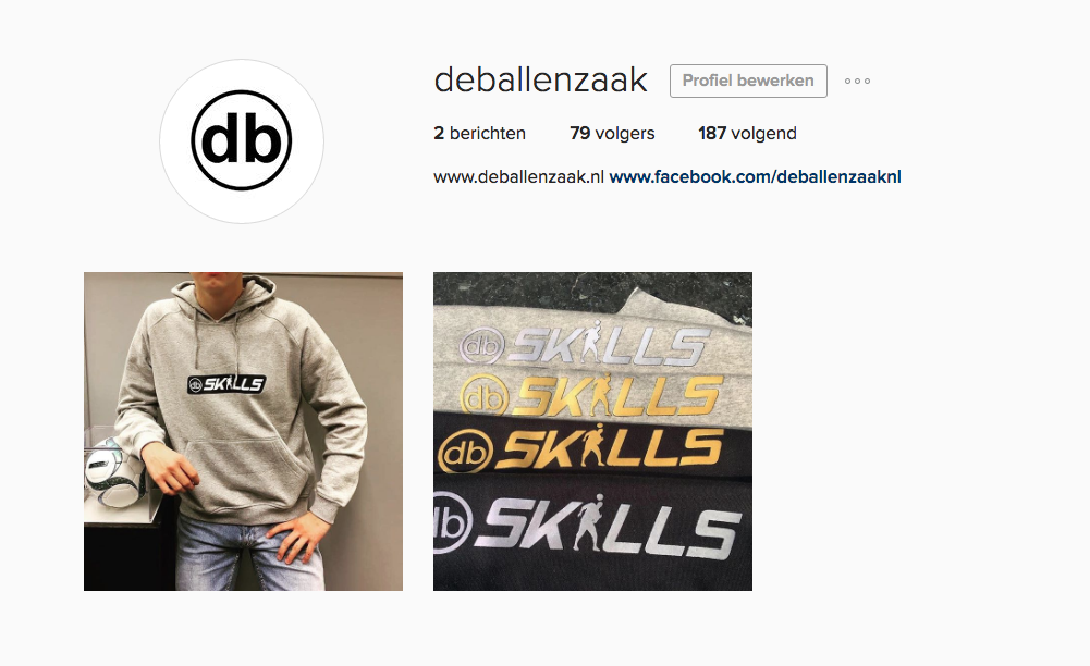 db: Instagram