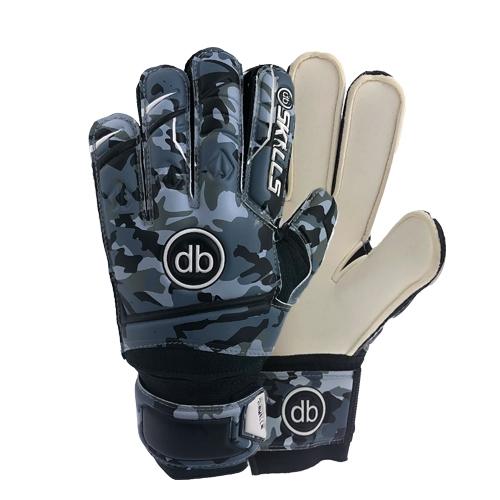 db: Black camo keepershandschoenen
